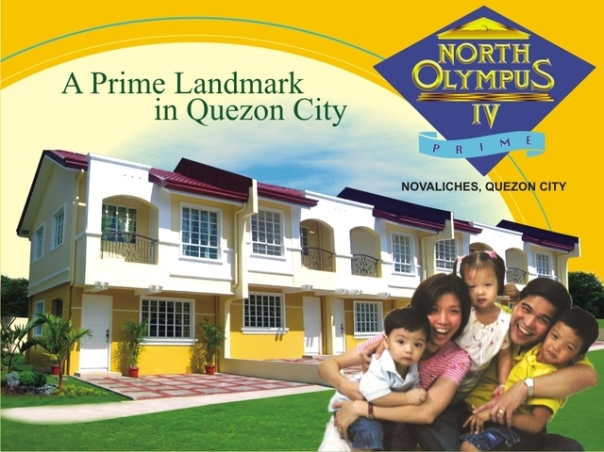 North Olympus, QC, located in Novaliches, Q.C.